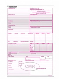 Celní a přepravní doklady