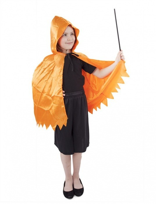 Karnevalový kostým - plášť - Halloween - dětský - 720251