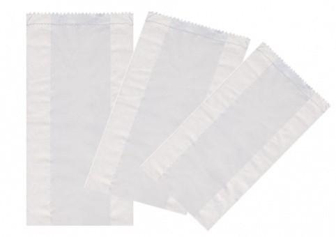 Wimex Svačinové papírové sáčky 1,5 kg (13+7 x 28 cm) [100 ks]