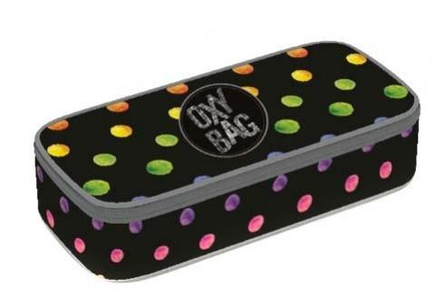 Pouzdro - Etue - Karton P+P - Komfort - Oxy Dots Colors- 7-85919