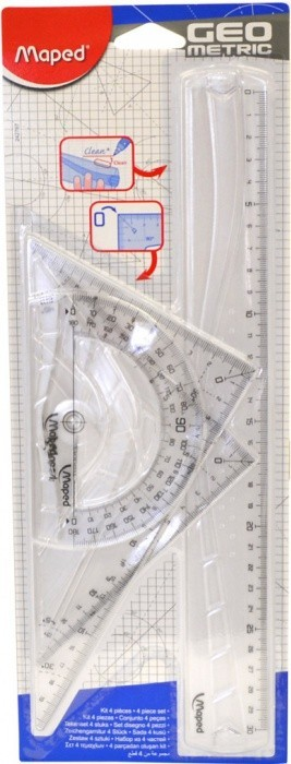 Maped Sada Maped Geometric Maxi - Pravák - 0157/9242767