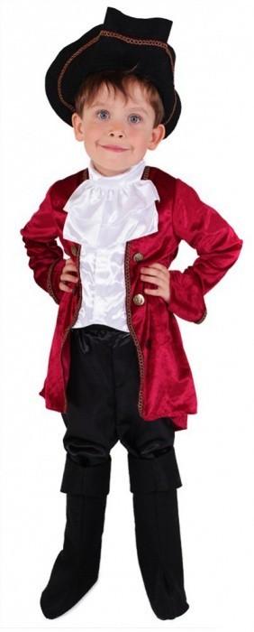 Karnevalový kostým kapitán Hook, vel. L 195851