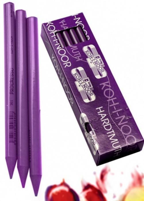 Tužka pastelová v laku 8750177007KS KOH-I-NOOR - fialová šeříková
