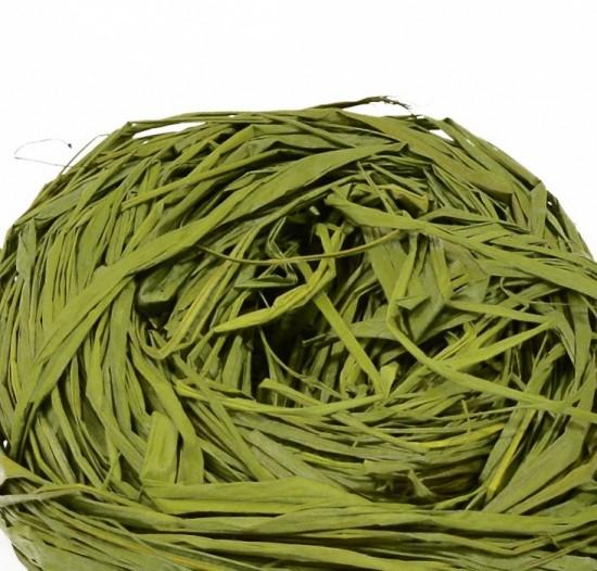 Lýko přírodní Raphia - Olivové - 50 g - 64116