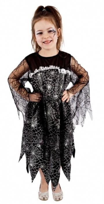 Karnevalový kostým - Čarodějnice/Halloween, vel. S - 422124