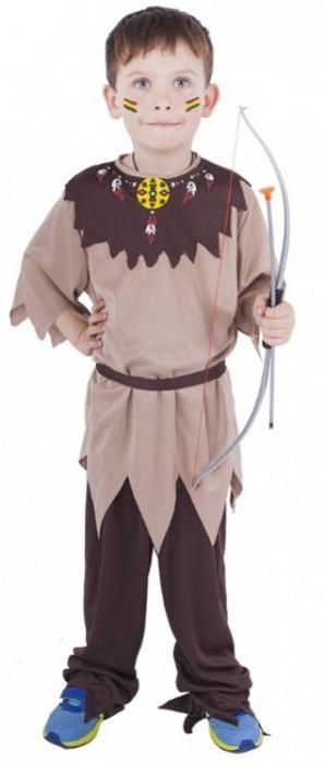 Karnevalový kostým - Indián vel. M - 882430