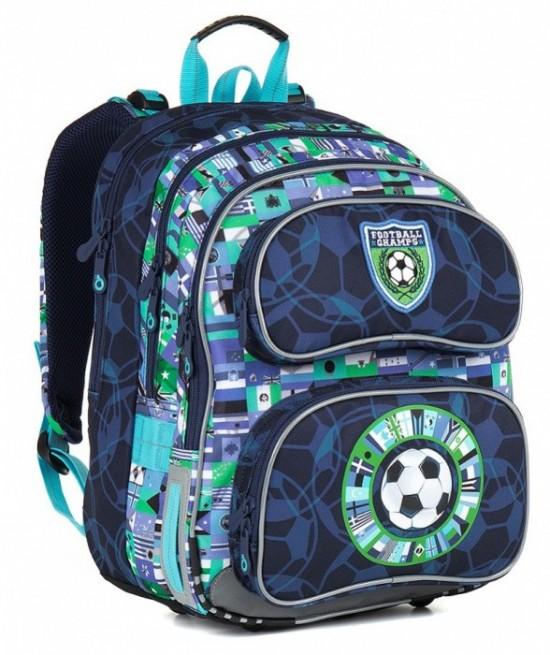 c1cee98980 Batoh školní Topgal CHI 884 D Blue