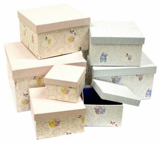 Argus Dárková krabice - set 7 ks - 2100-8130