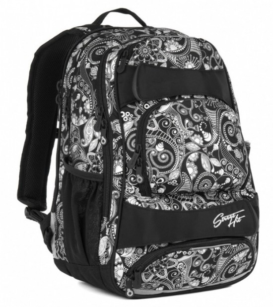 Topgal Studentský batoh Topgal - Hit 894 - A - Black