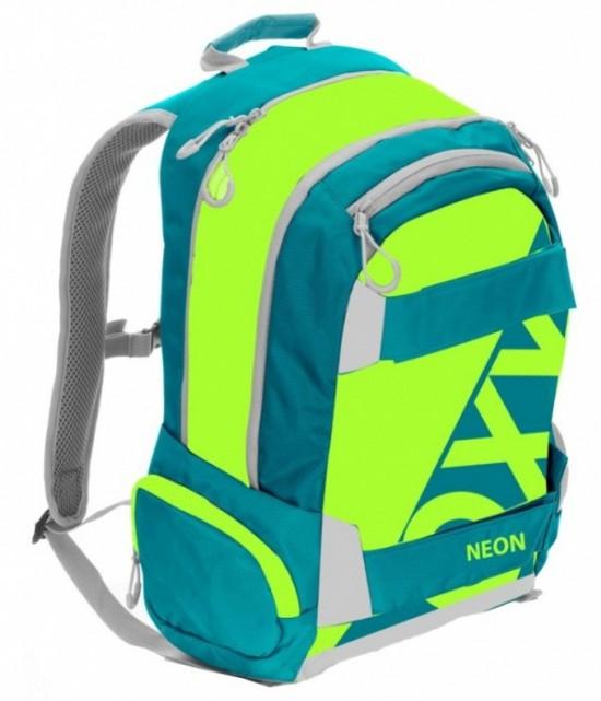 05585004a6 Anatomický batoh Karton P+P - Oxy Neon Green - 3-27717