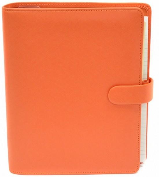 Filofax Diář Filofax - Saffiano A5 - oranžový - 022585