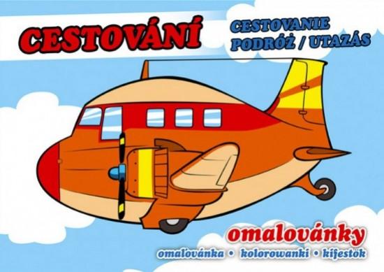 MFP Omalovánky A5 - Cestování - 5300867