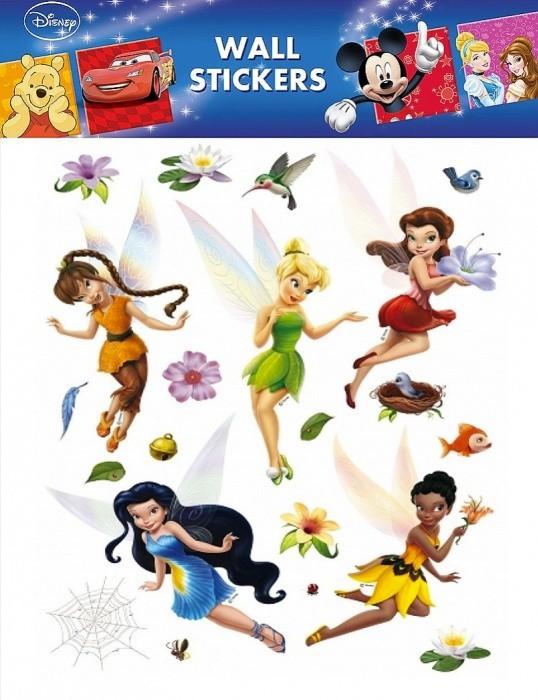 Anděl Samolepky na zeď - Disney - Zvonilka - 21096