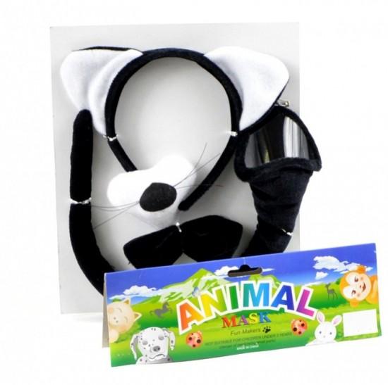 Zvířecí maska - Kočka - A-1-19