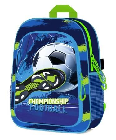 Batoh předškolní Karton P+P - Fotbal - 7-68419
