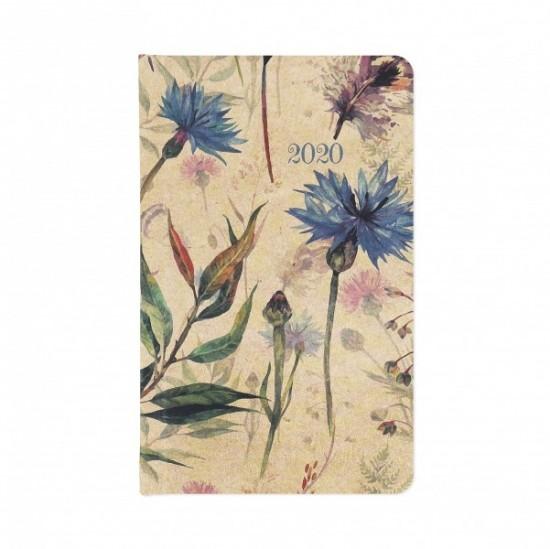 Albi Diář - kapesní - DI2 - týdenní - Luční květy - Albi - 36119