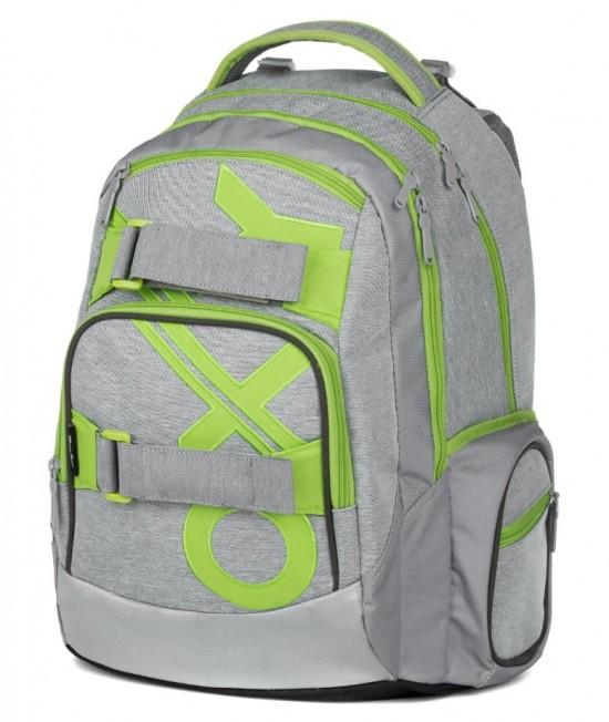 Školní batoh Karton P+P OXY Style Mini Green 8-03019 + Pero Frixion ZDARMA + Sáček OXY ZDARMA