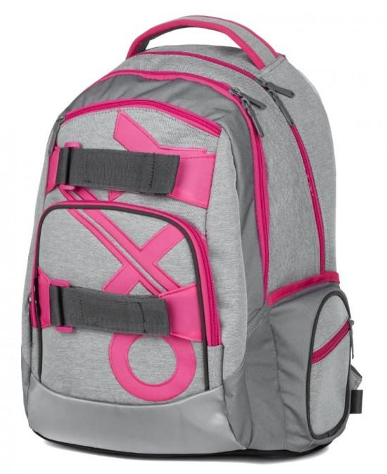 Školní batoh Karton P+P OXY Style Mini Pink 8-03119 + Pero Frixion ZDARMA + Sáček OXY ZDARMA