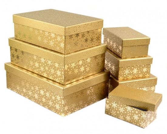 Argus Dárková krabice - set 7 ks - 2500-8145