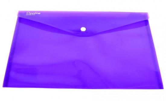 Desky s drukem a klopou A4 - fialová