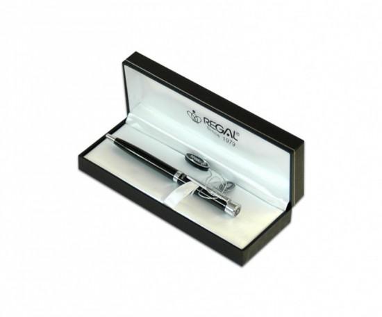 Kuličkové pero Katherine - černá