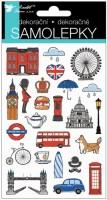 Samolepky Londýn 15021