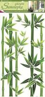 Pokojová dekorace - bambus zelený - 1330