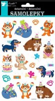 Samolepky - Psi a kočky - 10206