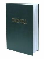 Kronika 100 listů - zelená Hospa