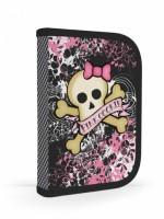 Penál 1 patrový s chlopní Pink Cookie 3 - 519