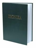 Kronika 300 listů - zelená