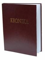 Kronika 300 listů - hnědá