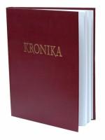 Kronika 300 listů - bordó
