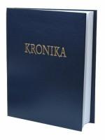 Kronika 300 listů - modrá