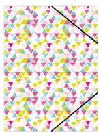 Pouzdro na dokumenty klopové A5 - Triangle - 151330