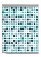 Školní sešit A4 - Trend - linka - Modré kostky - 1523334