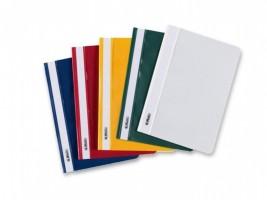 Rychlovazač přední průhledná A5 různé barvy