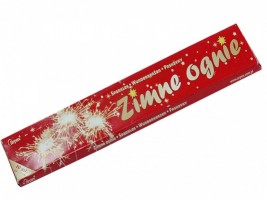 Vánoční prskavky - 25 cm