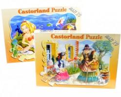 Puzzle Castorland - 20 dílků Maxi - různé motivy - C0020