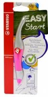 Stabilo EASYoriginal - pero pro praváky, metalická růžová