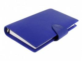 Diář Filofax  Calipso, Compact - modrá 22423