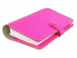 Diář Filofax The Original, osobní - růžový 22431