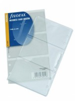 Náplň Filofax - Osobní - Pouzdro na 6 vizitek