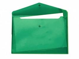 Desky s drukem a klopou A4 zelené