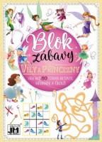 Blok zábavy - Víly a princezny - 1882-5