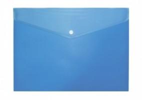 Desky s drukem a klopou A6 modré