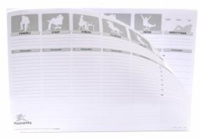 Manažerský plánovací zápisník 1287