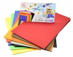 Barevný papír 180 g - 100 ks - PK61-5