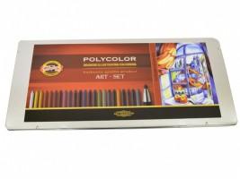 Kreslířská souprava KOH-I-NOOR Polycolor 3896