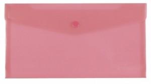 Desky s drukem a klopou DL růžové